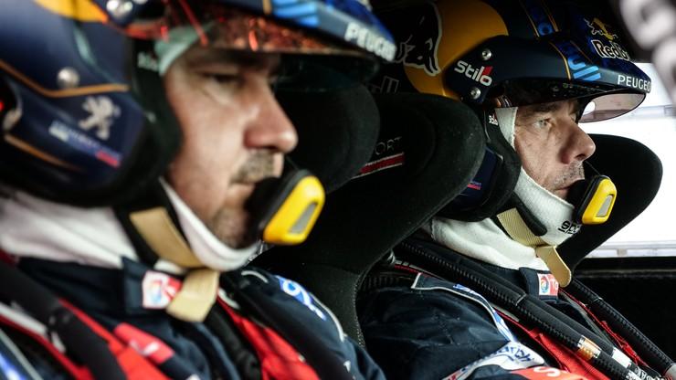 Rajdowe MŚ: Loeb testuje w Hiszpanii dla Citroena