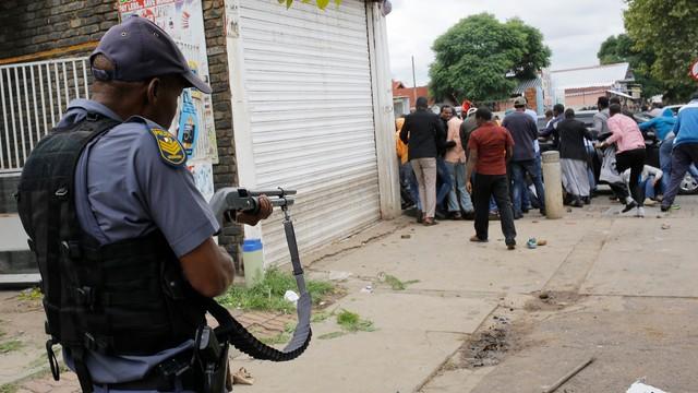 RPA: antyemigranckie zamieszki w Pretorii