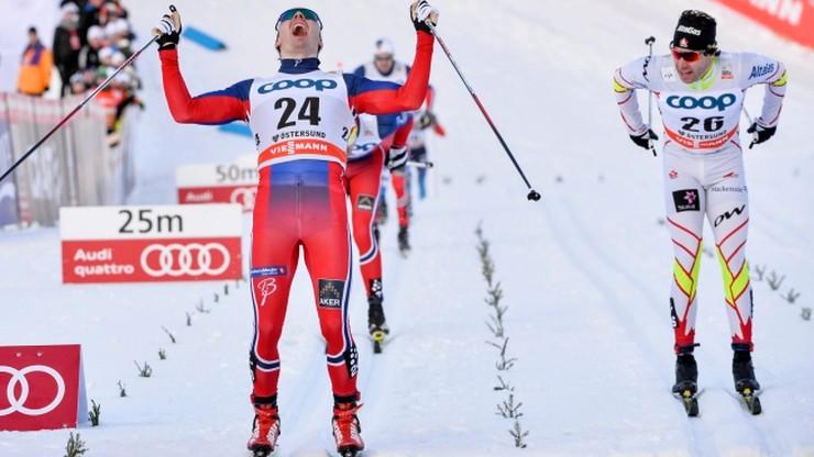 Krogh zwyciężył w Oestersund