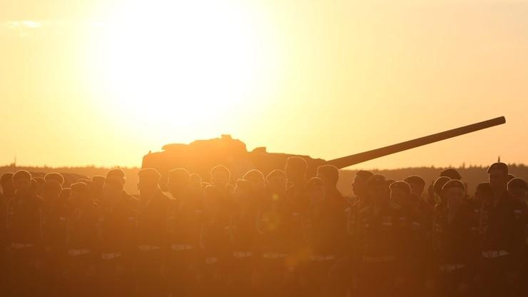"""""""Gotowość do działań praktycznych"""". Manewry rosyjskiej floty i wojsk lądowych na Krymie"""