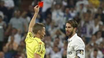 2017-04-25 Ramos zawieszony na jeden mecz