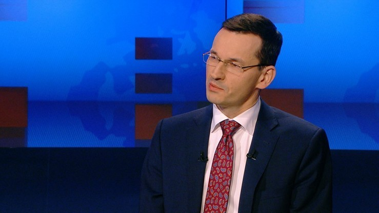 Morawiecki: trzeba się starać, by wzrost PKB był oparty m.in. o oszczędności