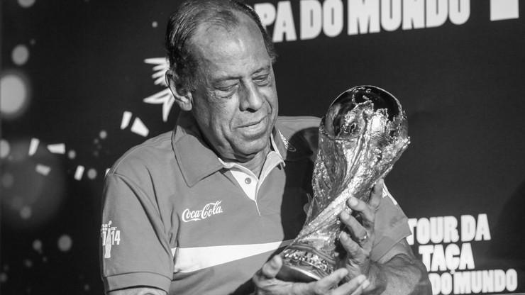 Legenda brazylijskiego futbolu nie żyje