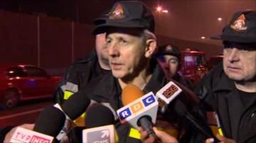 21-12-2015 19:04 Komendant główny Państwowej Straży Pożarnej stracił stanowisko