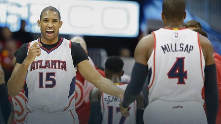 NBA: Cztery dogrywki w Atlancie, Hawks pokonali New York Knicks