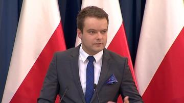 01-03-2017 19:16 Bochenek: spotkanie przywódców państw V4 w Warszawie o przyszłości UE