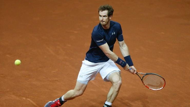 Puchar Davisa: Murray zapewnił dziesiąty tytuł Wielkiej Brytanii (WIDEO)