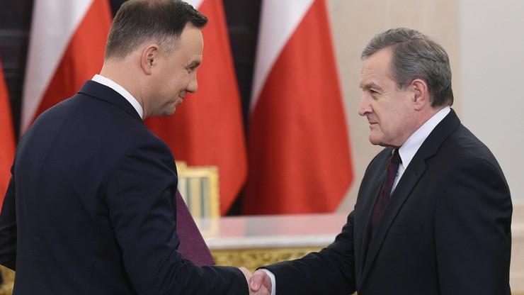 Prezydent powołał Piotra Glińskiego na przewodniczącego Komitetu ds. Pożytku Publicznego