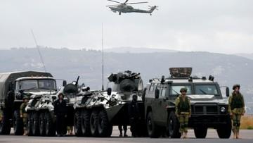 11-12-2017 11:34 Putin wydał rozkaz wycofania rosyjskich wojsk z Syrii