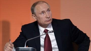 22-07-2016 17:25 Putin o dopingu: potrzebna międzynarodowa komisja