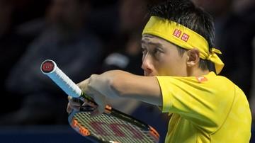 2016-10-29 ATP Bazylea: Nishikori i Cilic w finale