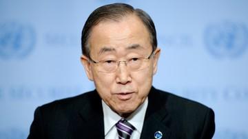 06-01-2016 18:35 Pilne spotkanie Rady Bezpieczeństwa ONZ. Temat: próba jądrowa w Korei Północnej