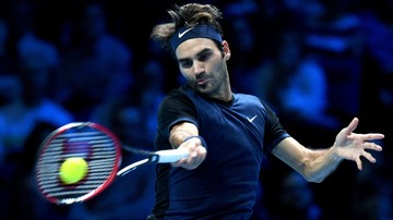 2015-11-17 ATP Finals: Niespodzianka w Londynie! Federer szybko ograł Djokovicia