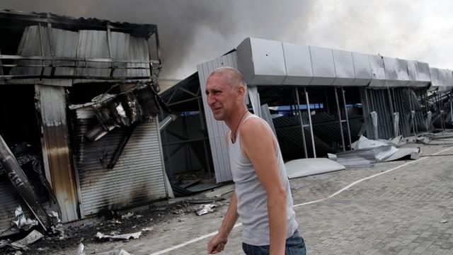 USA zaniepokojone atakami separatystów na Ukrainie