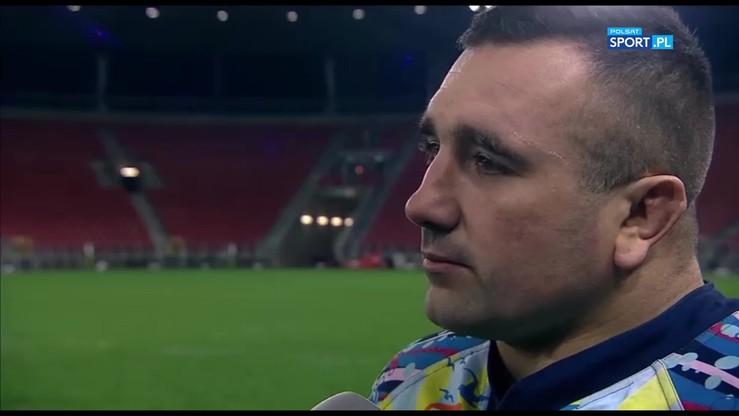 Wilczuk: Jestem pewny, że pokonamy Mołdawię