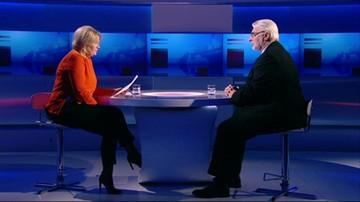 Szef MSZ: dzisiejsza debata o Polsce była skandalem