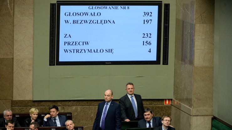 Uchwały Sejmu o wyborze sędziów TK opublikowane w Monitorze Polskim