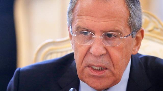 Ławrow: Iran, Rosja i Syria gotowe walczyć z terroryzmem w Syrii