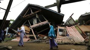 2016-12-10 45 tys. osób bez dachu nad głową po trzęsieniu ziemi w Indonezji