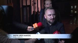 Nocna misja Liroya - poseł przekonywał ministra zdrowia do medycznej marihuany