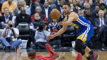 09-05-2016 22:25 Curry najlepszym koszykarzem NBA. Po raz drugi z rzędu