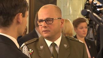12-12-2017 13:45 Gen. Kraszewski odwołał się do premiera ws. decyzji SKW o cofnięciu dostępu do informacji niejawnych