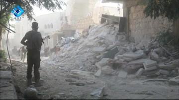 06-09-2016 22:04 Syria: w ataku dżihadystów zginęło trzech tureckich żołnierzy