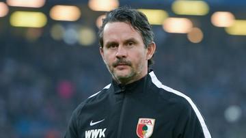 2016-12-14 Schuster zwolniony z Augsburga