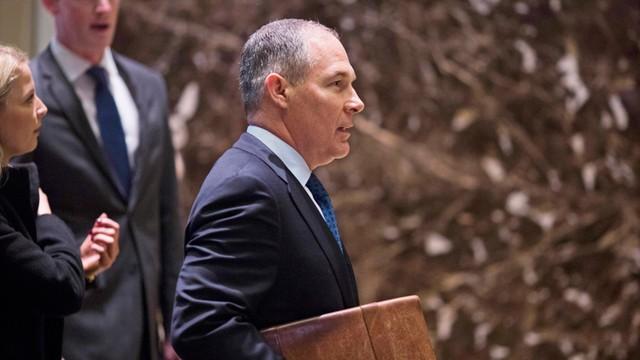 USA: Nowy szef agencji środowiska nie wierzy w globalne ocieplenie