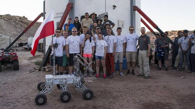 Studenci z Rzeszowa ponownie wygrali zawody łazików marsjańskich