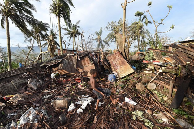 ONZ: 24 ofiary cyklonu u wybrzeży Pacyfiku