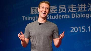 10-08-2017 05:39 Szef Facebooka wystartuje w wyborach w 2020 roku? Media analizują jego ostatnie podróże