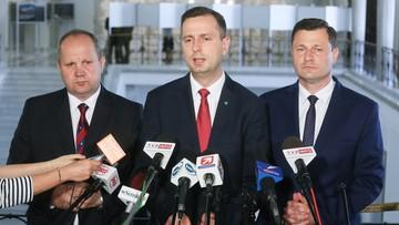 20-06-2017 12:43 PSL składa projekt uchwały Sejmu ws. rozwiązania kryzysu migracyjnego