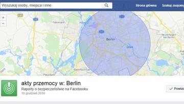 Berlin: Facebook uruchomił raporty bezpieczeństwa