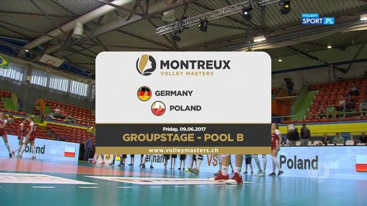 Polska - Niemcy 3:2. Skrót meczu