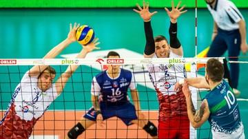 2017-01-06 PlusLiga: Siatkarze AZS PW wygrali w Bydgoszczy