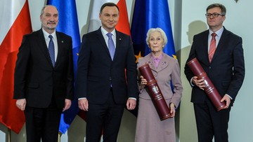 Prezydent: Jan Karski był wielkim żołnierzem Rzeczpospolitej