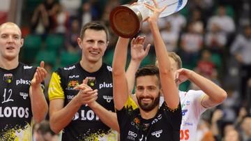 2015-10-29 Superpuchar Polski: Lotos Trefl Gdańsk - Asseco Resovia Rzeszów. Skrót meczu