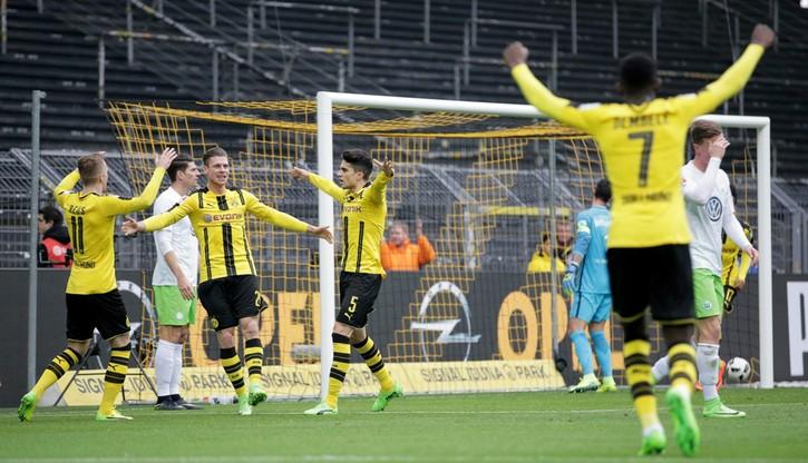 Piszczek strzela i asystuje! Pewne zwycięstwo Borussii Dortmund