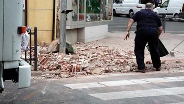 25-01-2016 06:40 Trzęsienie ziemi na Morzu Śródziemnym. Wstrząsy odczuwalne w Maroku i Hiszpanii