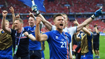 Islandia - Austria: Skrót meczu Euro 2016 (WIDEO)