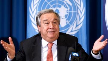 05-10-2016 20:27 Portugalczyk Antonio Guterres prawdopodobnie stanie na czele ONZ