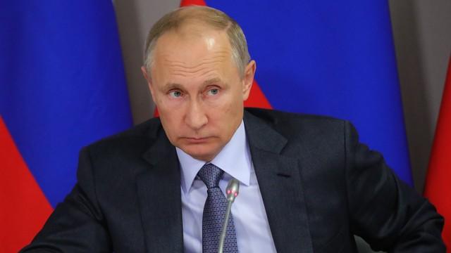 Putin ogłosił zniszczenie ostatniego pocisku chemicznego