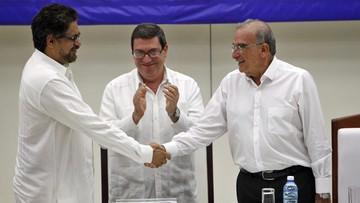 Historyczne porozumienie w Kolumbii. Koniec wojny domowej