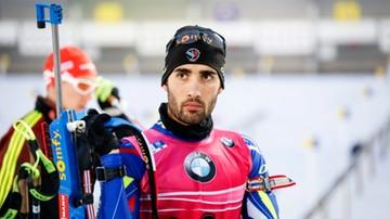 2015-12-05 Puchar Świata w biathlonie: Triumf Martina Fourcade'a w sprincie