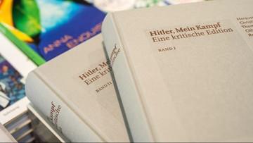 """12-01-2016 19:55 """"Mein Kampf"""" bestsellerem w Niemczech. Nakład zniknął w trzy dni"""