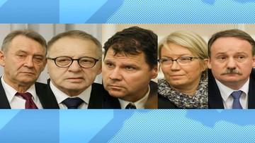 02-12-2015 11:46 Kandydaci PiS na sędziów Trybunału Konstytucyjnego