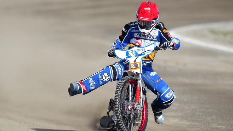 Przemysław Pawlicki wygrał ćwierćfinał w Pile