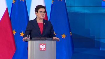 Premier: polski rząd będzie głośno upominał się o zasady w UE