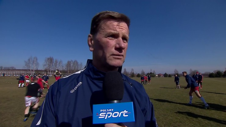 2016-03-19 Trener Polaków: Jesteśmy jednością
